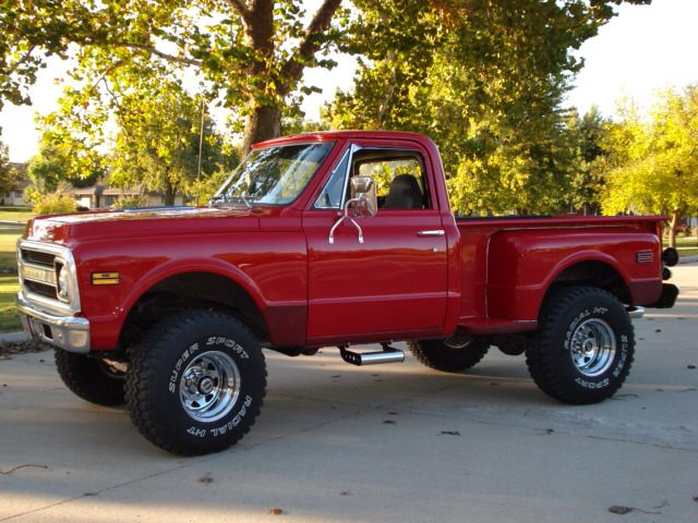 1985 Chevy K3500 Crew Cab 4x4 Pickup Truck besides 1975 Chevrolet K 20 besides 1972 Chevy Truck moreover 465700417689885759 moreover 1972 Chevrolet Short Box Stepside 4x4 Pickup Truck Chevy K10 Frame Off 387001. on 1970 k10 chevy 4x4 pick up