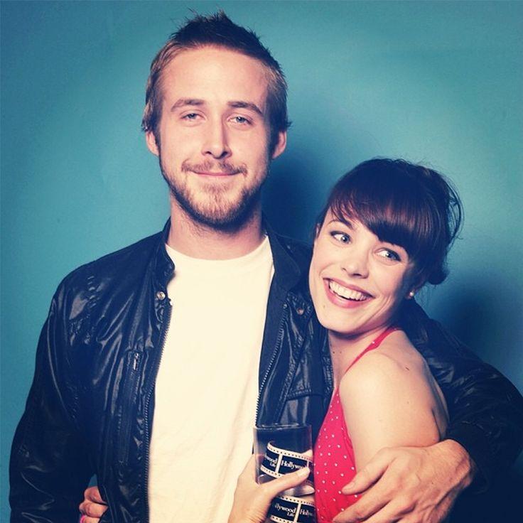 Ryan Gosling and Rachel McAdams | The Influential | Pinterest Rachel Mcadams Instagram