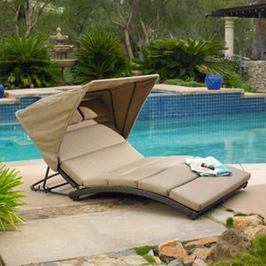 Pin by melissa sheninger on backyard pinterest for Chaise lounge costco