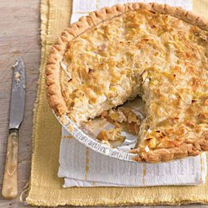 Savory Pastrami And Cheese Pie Recipes — Dishmaps