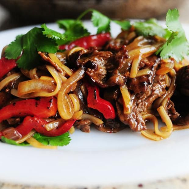 Beef With Peppers | Recipes | Pinterest