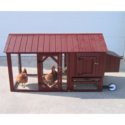 Portable chicken coops pinterest for Portable coop