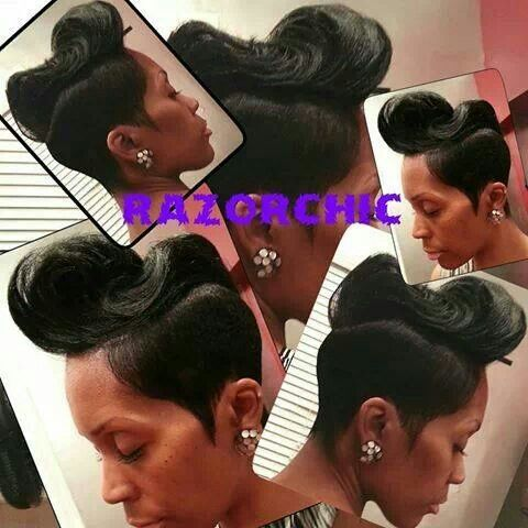 black woman hair add-ons