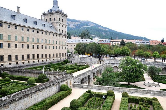 San Lorenzo de El Escoria Spain  city photos gallery : Real Monasterio de San Lorenzo de El Escoria, Madrid, Spain.