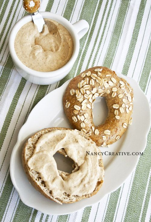 Pumpkin Spice Cream Cheese Spread or Dip | food | Pinterest