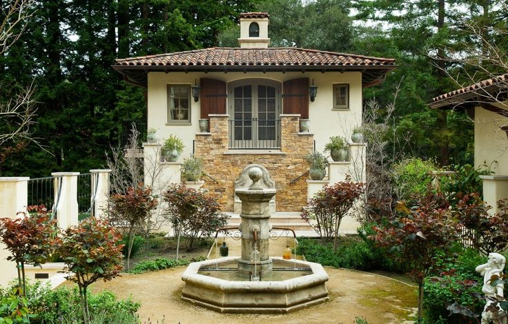 Pin by Debbie Aquino on Courtyards and Fountains Pinterest