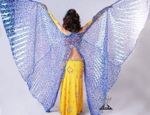 How to make butterfly costume wings - photo#12