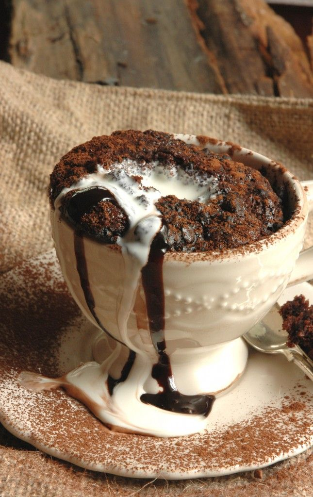 ❥ Chocolate Comfort in a mug! Anything hot in a mug tastes good.