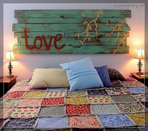 Pics Photos 54 Diy Headboard Ideas To Make Your Dream Bedroom