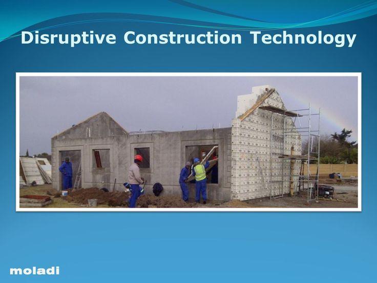 Construction technology moladi construction technology for Affordable house construction