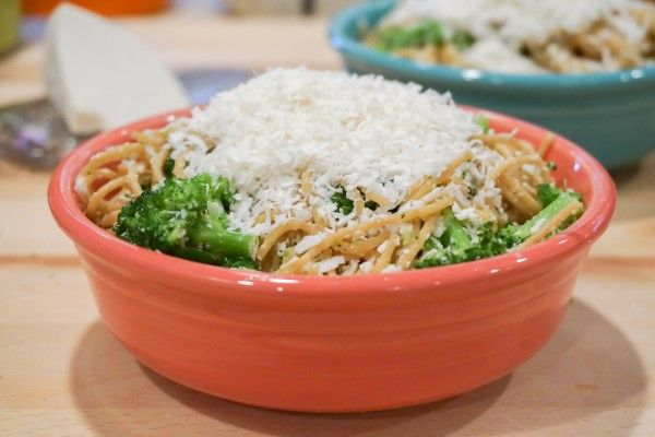 Spaghetti with Brown Butter & Myzithra Cheese | Recipe
