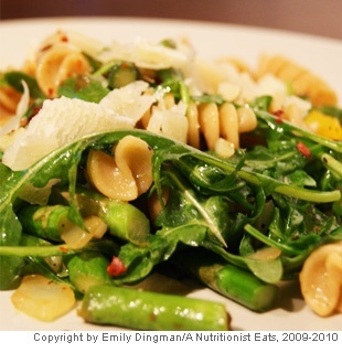 Spring Vegetable Pasta | Hangry. Me want food now! | Pinterest
