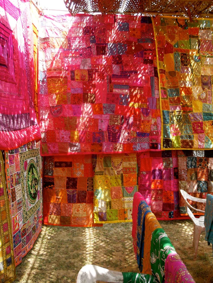 Indian Market StallIndian Market Stall