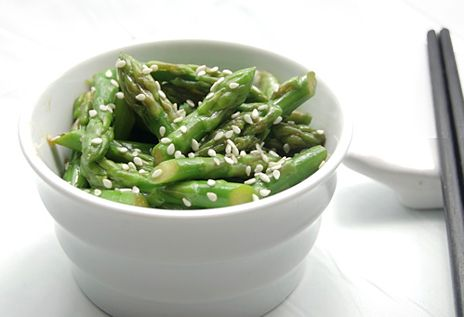 Shandong-Style Asparagus | Vegetable Sides | Pinterest