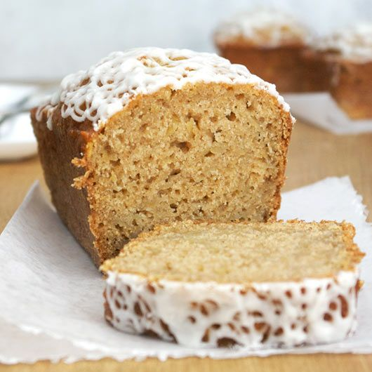 Apple Bread Recipe with all-purpose flour, baking soda, baking powder ...