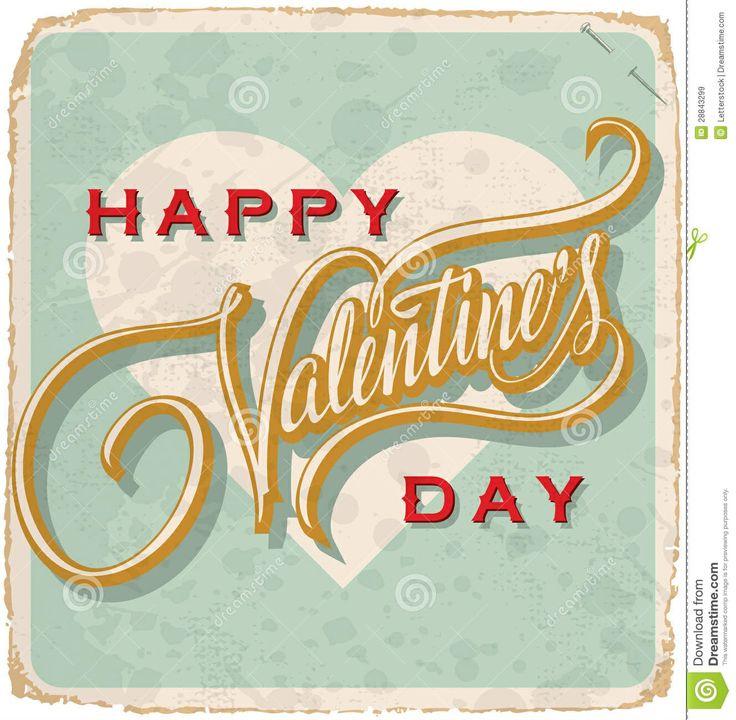 vintage valentine cards free download
