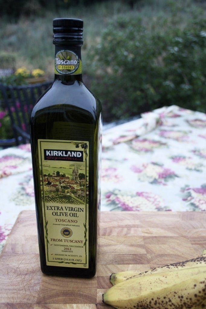 mackenzietamayo #thevividlife Olive Oil Anise Banana Bread