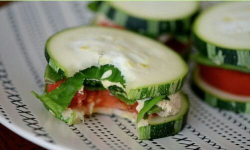 Cucumber and heirloom tomato sandwich | Food | Pinterest