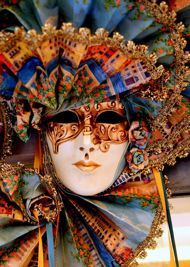 Carnaval de venecia carnaval pinterest - Mascaras de carnaval de venecia ...