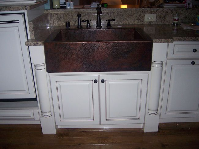 Discount Farmhouse Sinks  Copper Farmhouse Sink