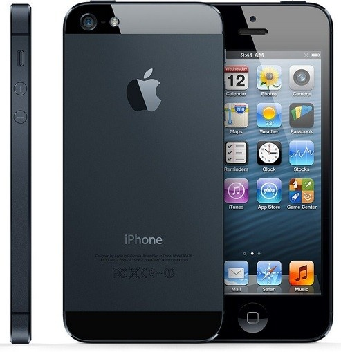Iphone 5 Side Back Amp Front View Iphone 5 Deals Pinterest