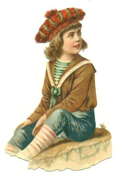 vintage boy
