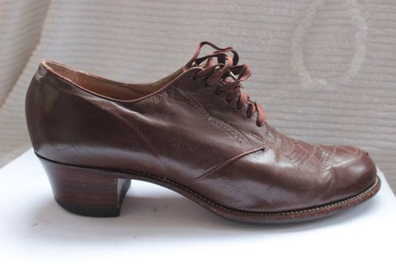 Womens Oxford Shoes Etsy