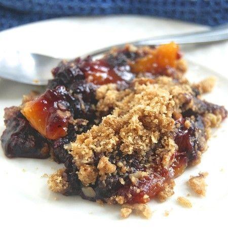 Fruit & Berry Crumble: keep it crisp.: Blog | King Arthur Flour # ...
