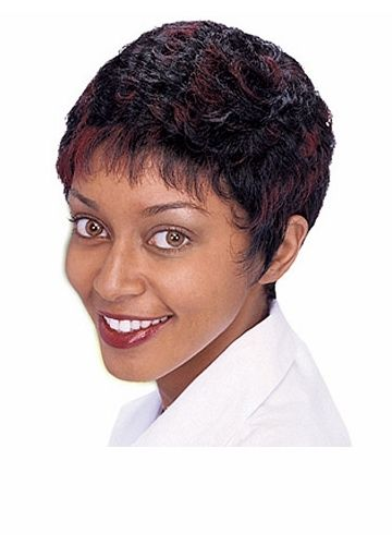 ... short cut----like a boy hairstyle | Hairstyles for Black Women