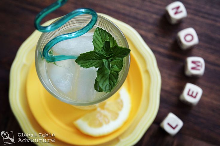 lemon juice fresh mint tea fresh mint hot chocolate fresh pea and mint ...