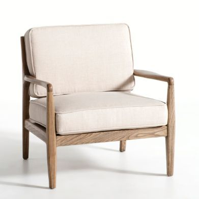 Fauteuil dilma am pm my houses pinterest - Fauteuil scandinave ampm ...