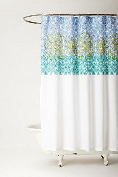 Anthropologie sun medallion shower curtain 128 would like to find