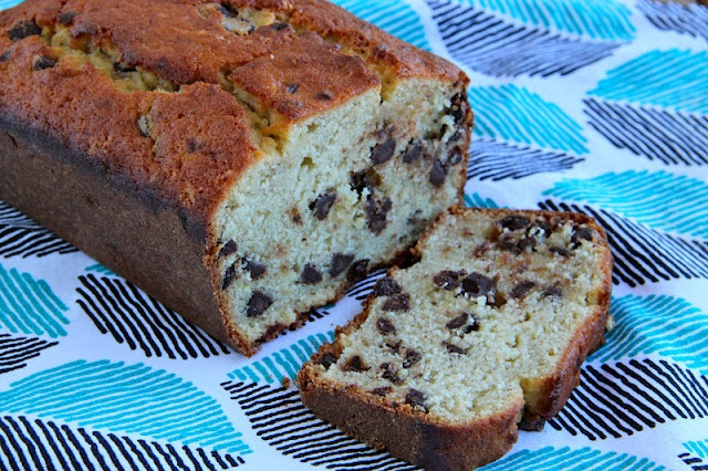 Chocolate Bourbon-Spiked Banana Bread | Yummy! | Pinterest