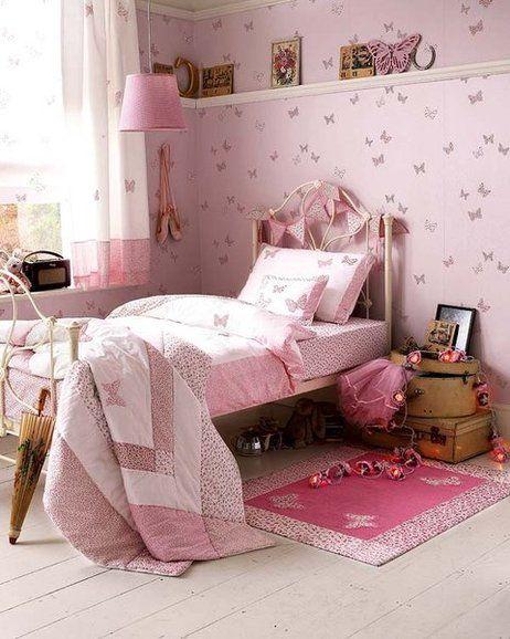 Roze Kinderkamer : Roze kinderkamer kidsroom
