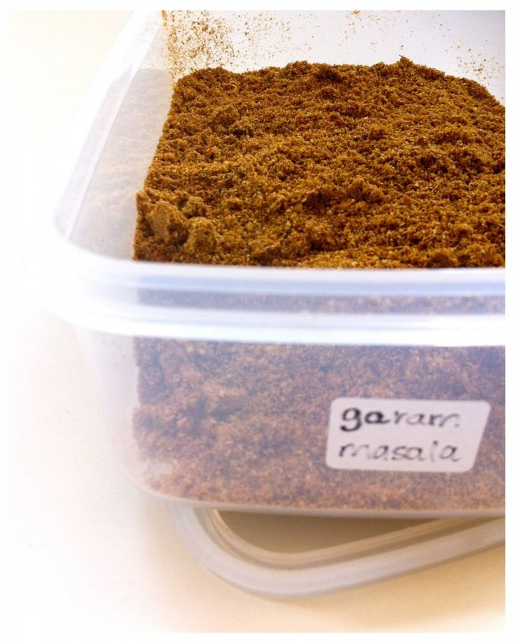 Garam masala recipe