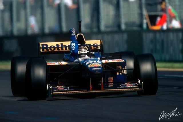 Damon hill 1996 australia formula 1 pinterest for Domon jacques