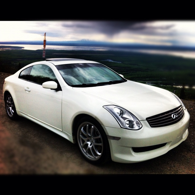 2007 infiniti g35 coupe 6mt fast cars and freedom. Black Bedroom Furniture Sets. Home Design Ideas