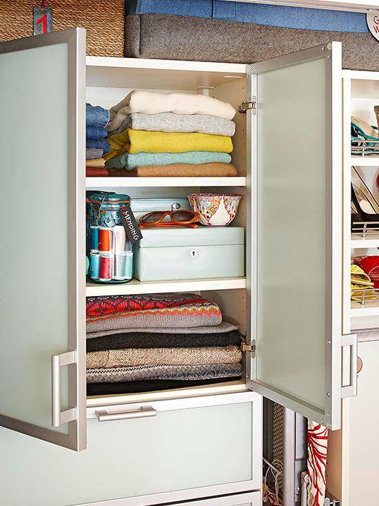 Bedroom Closet Organization