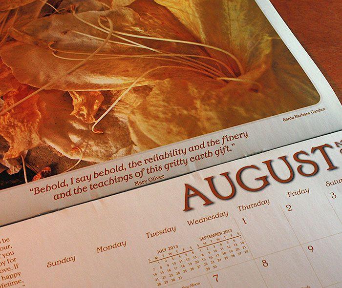 leslie curchack calendar