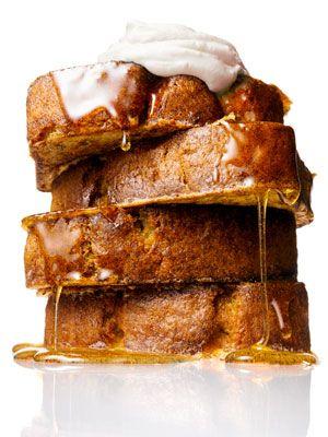 My favorite use of Banana Bread = Banana Bread French Toast (photo: Adam Levy)
