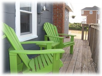 Cute 1bed/1ba bungalow in Nags head!!  so adorable, I seriously wanna go visit.