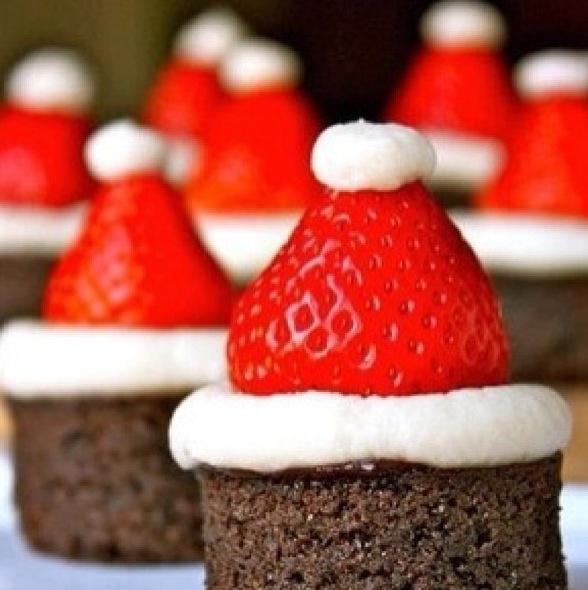 Such A Cute Christmas Dessert Christmas Pinterest