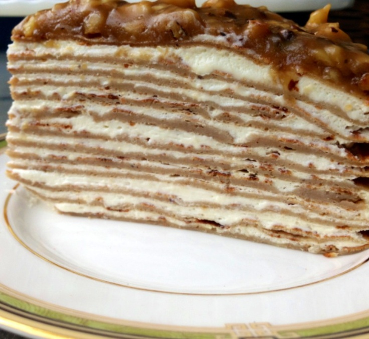 Crepe Cake Smitten
