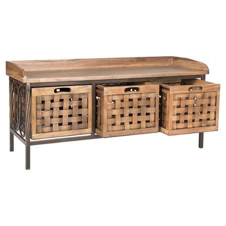 Isaac Storage Bench