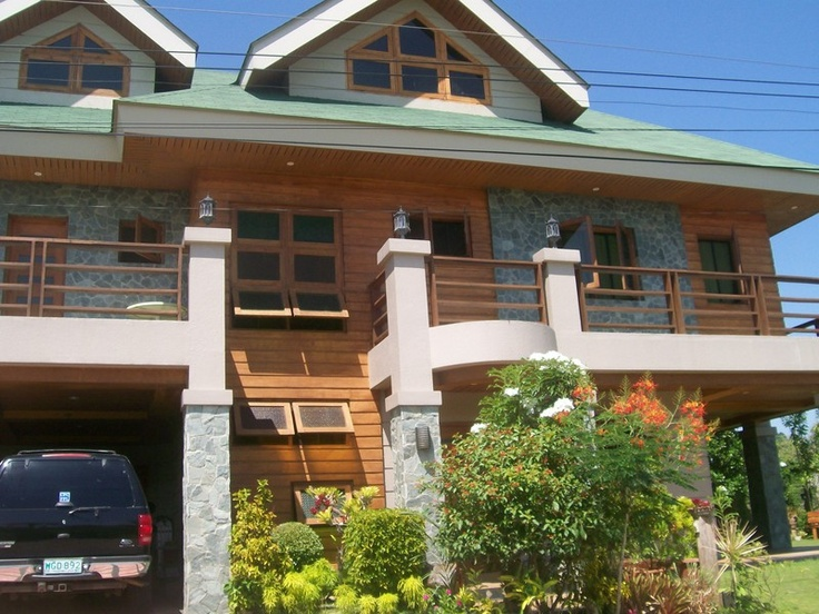 Very nice house with finishing in wood house interior for Very nice house