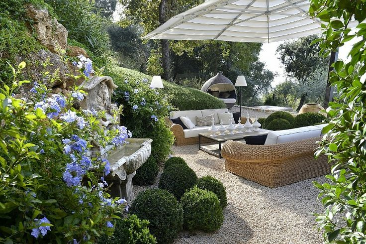 Pea Gravel Patio Ideas : Pea gravel patio ~  Garden ideas  Pinterest