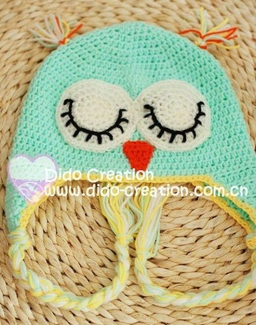 Crochet Patterns Free Childrens Hats : Pinterest