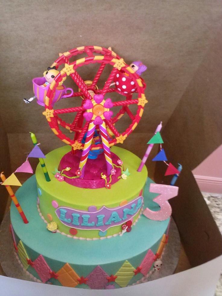 Carnival Sheet Cake Ideas Erkalnathandedecker