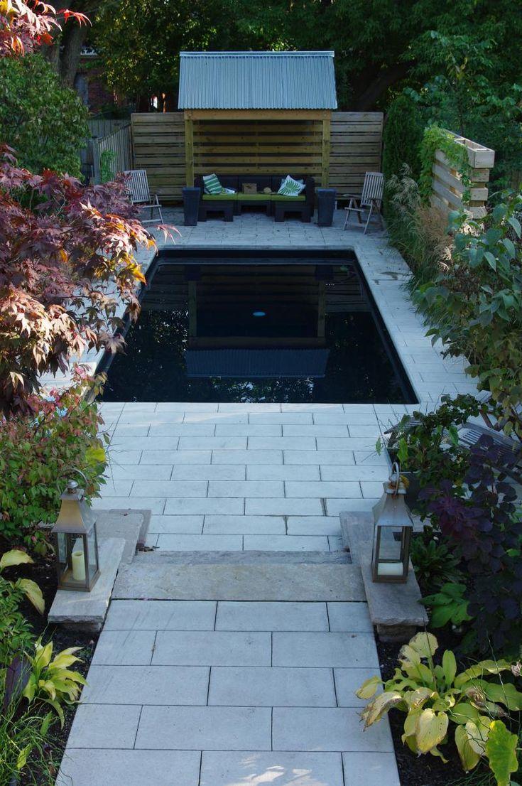 Soaking pools for small yards joy studio design gallery for Pools for small yards