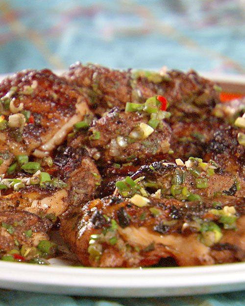 Jerk Chicken - Martha Stewart Recipes